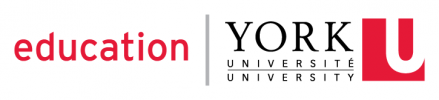 york university, faculty of education website